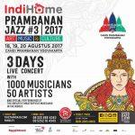 Pamflet Prambanan Jazz