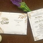 Undangan Pernikahan Simple Elegan