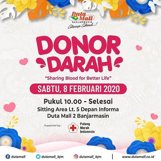 Donor-darah-bersama-Duta-Mall