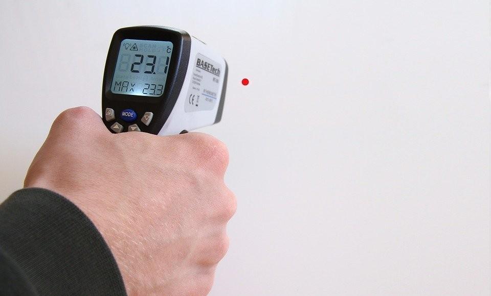 Alat kesehatan, thermometer