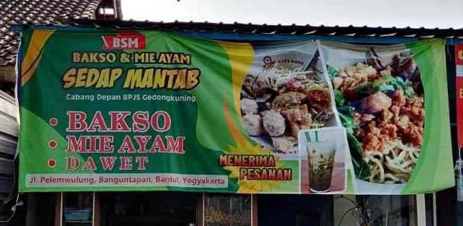 Download Gambar Spanduk Mie Ayam - desain banner kekinian
