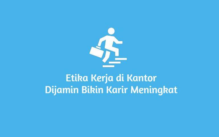 Etika-kerja
