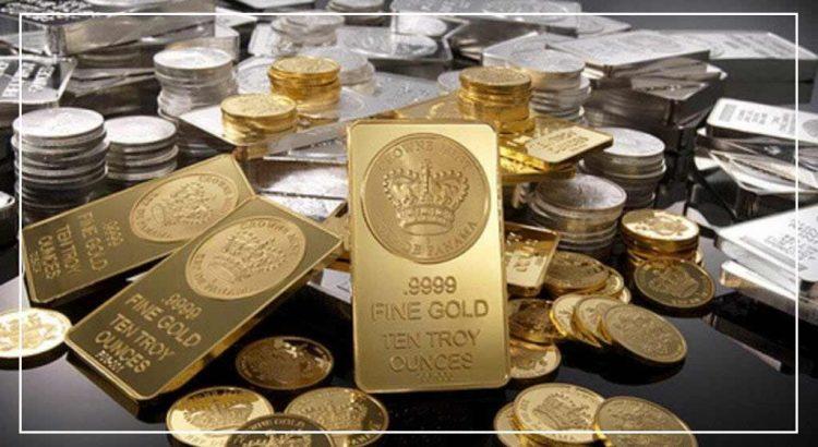 Foto emas gold