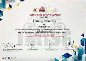 seminar Nasional IMISF Bali