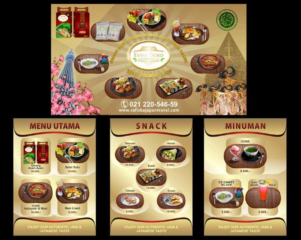 5+ Contoh Spanduk Makanan untuk Warung Makan - SerbaBisnis