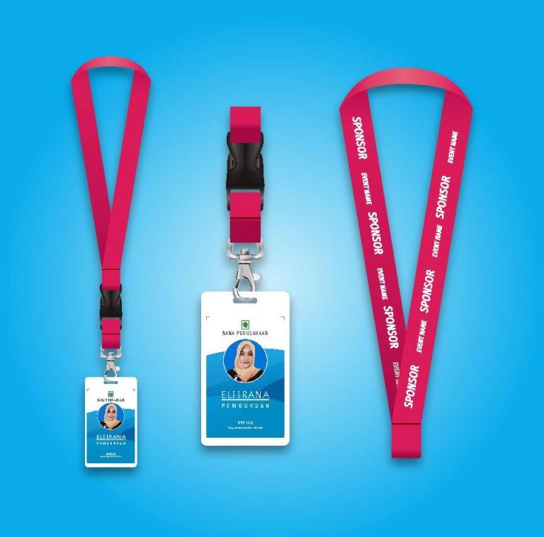 desain id card karyawan