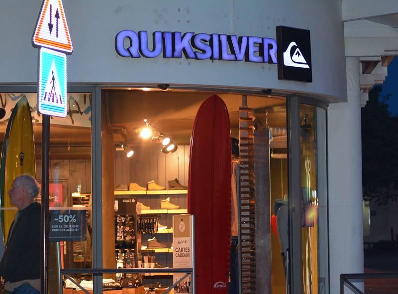 Brans Kaos Quicksilver