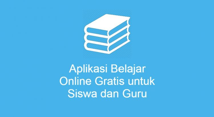 Aplikasi Berlajar Online