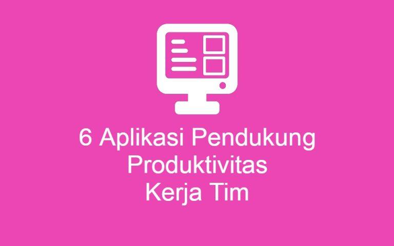 Aplikasi Kerja Tim