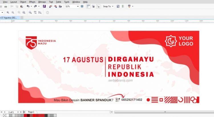 Banner Spanduk 17 Agustus Featured
