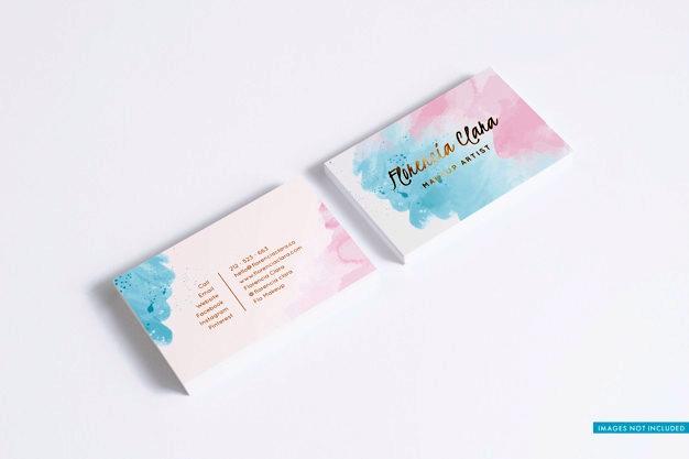 Beautifull business card