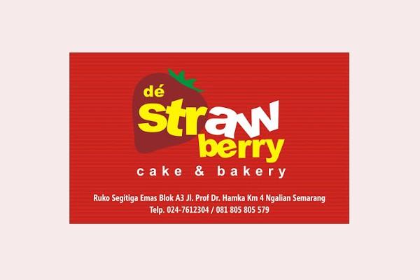 Kartu nama cake & bakery