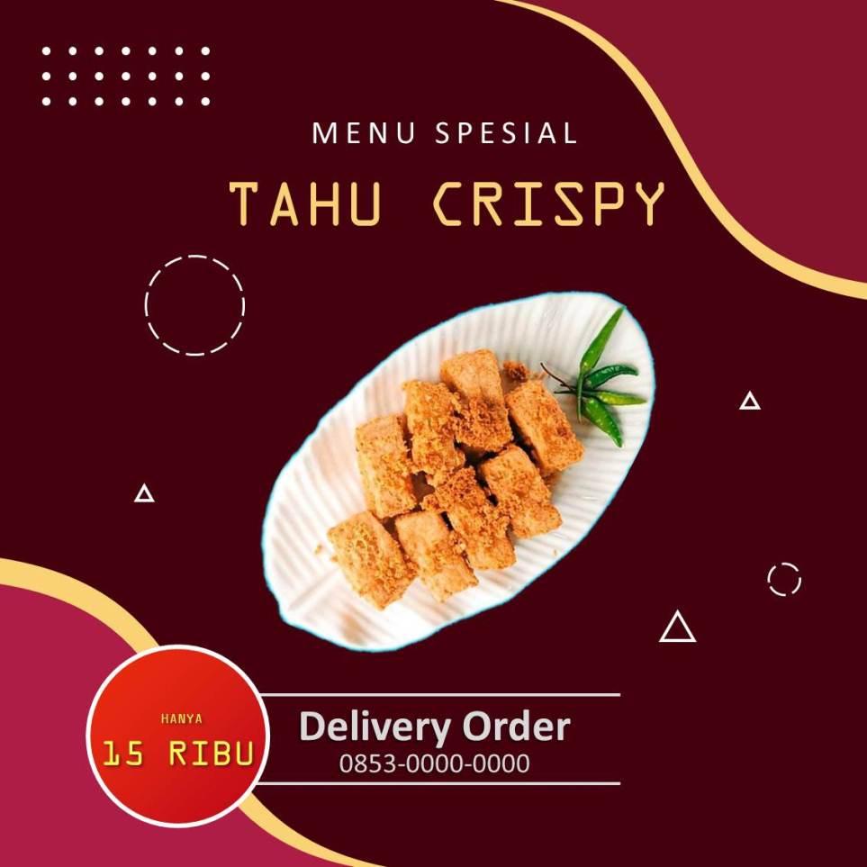 Banner Tahu Crispy Instagram 10