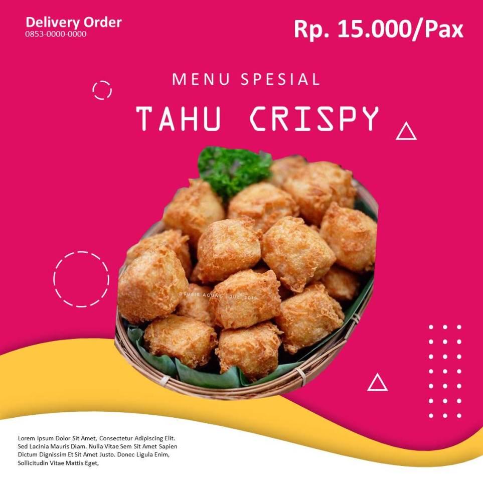 Banner Tahu Crispy Instagram 7