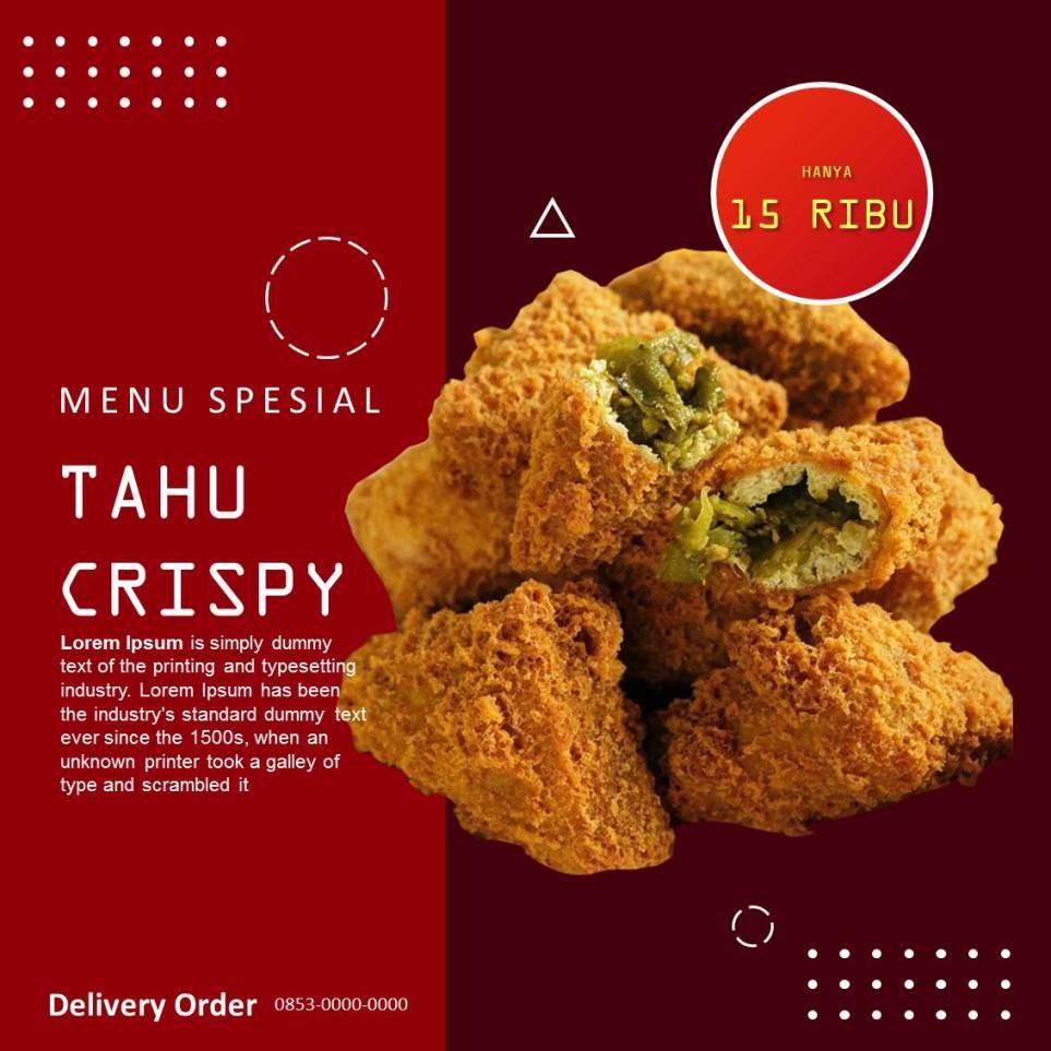 Banner Tahu Crispy Instagram 8
