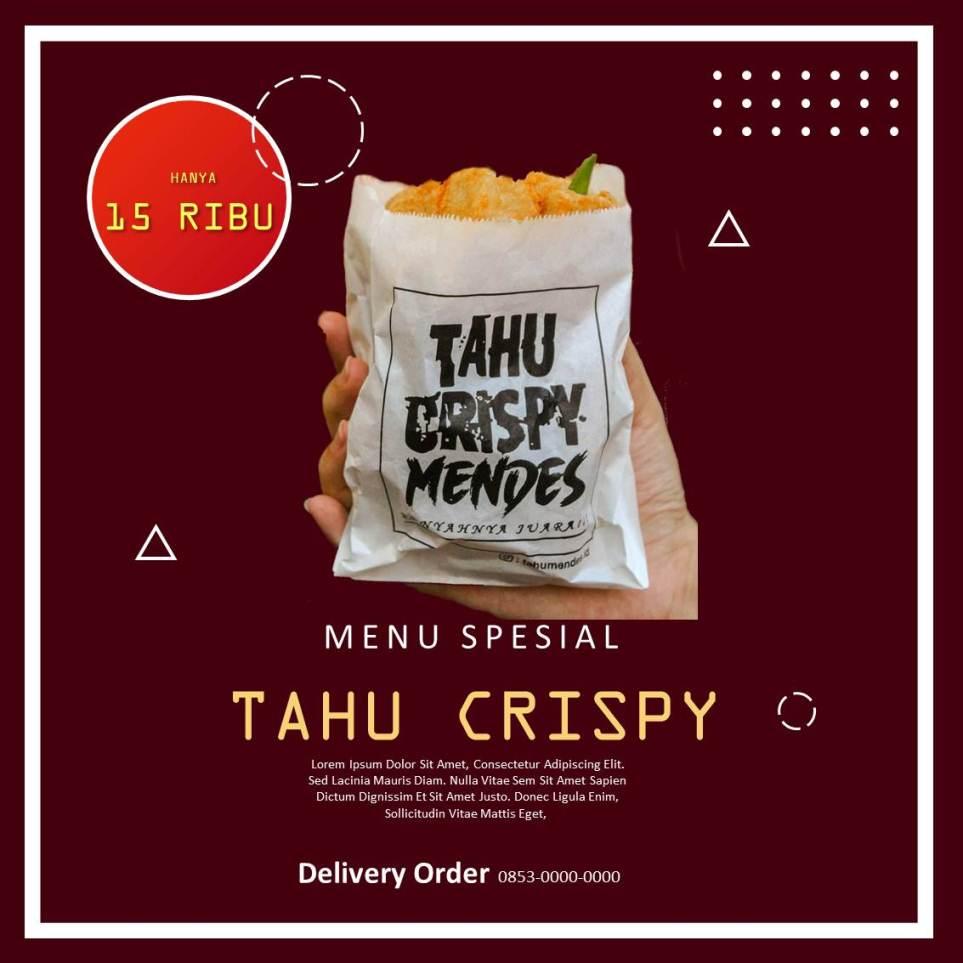 Banner Tahu Crispy Instagram 9