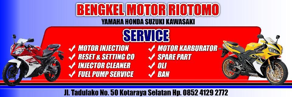 Bengkel Motor Riotomo