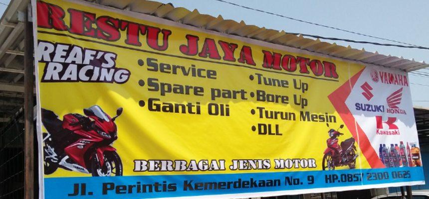 Bengkel Restu Jaya Motor