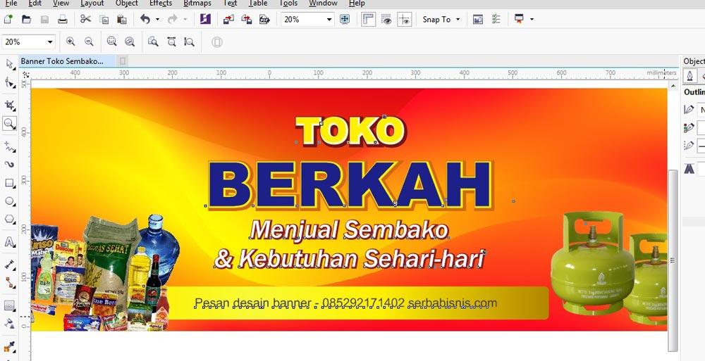 Banner Toko Sembako Featured