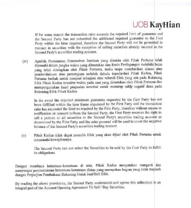 Adendum Perjanjian Nasabah Halaman 2