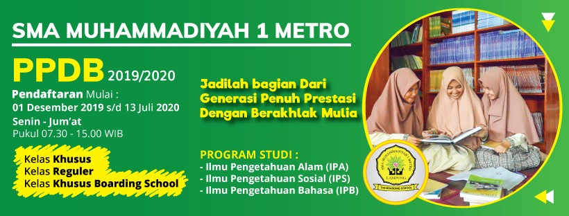 Banner PPDB SMA