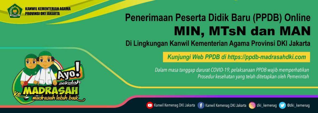 banner ppdb MIN MTsN dan MAN