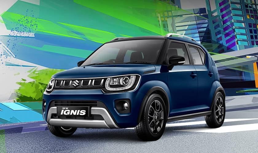 Mobil Suzuki NEW IGNIS