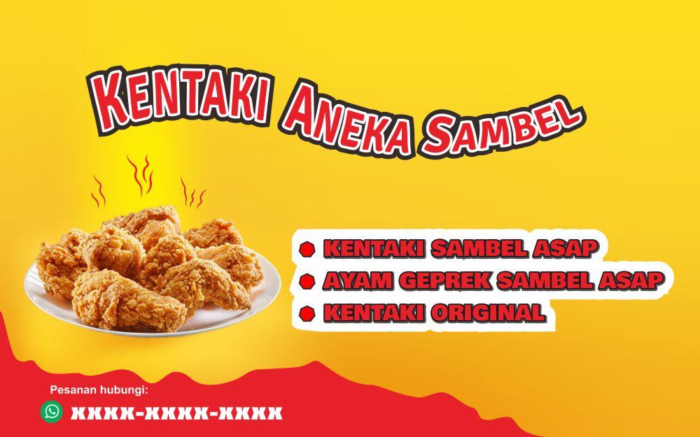Banner fried chicken
